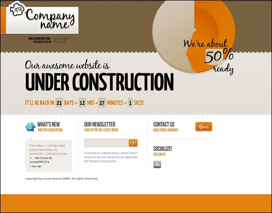 cool-under-construction-theme