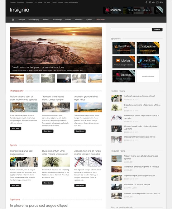 insignia-wordpress-theme