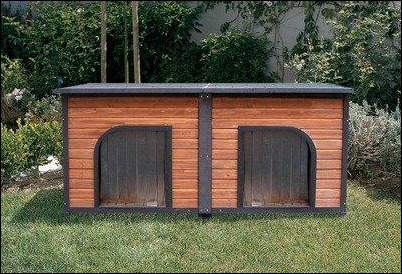 Duplex Dog House Plans Free
