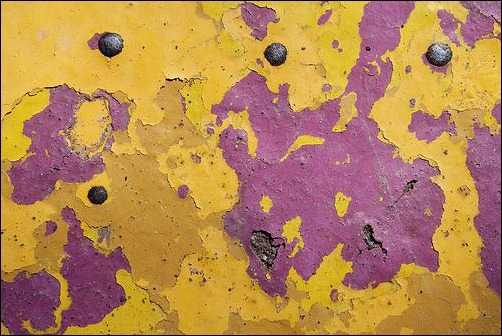 peeling-paint-yellow