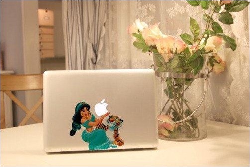 princess-present-macbook-decals