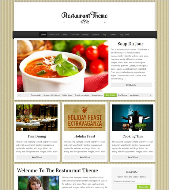 restaurant-theme