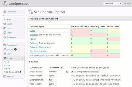 seo-content-control