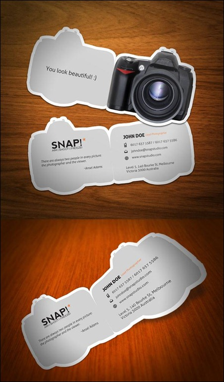 snap-busines-card