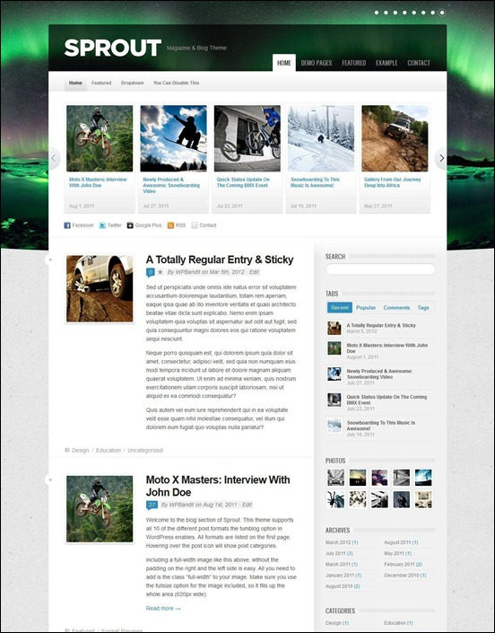 sprout-wordpress-magazine-theme