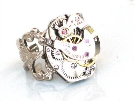 steampunk-watch-ring