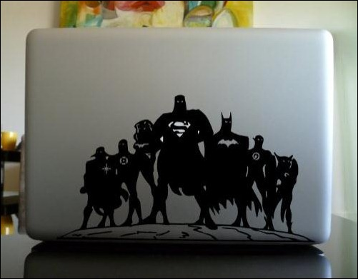 superheroes-unite-macbook-sticker