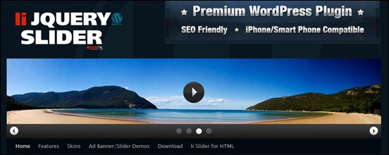 WordPress-jQuery-Slider