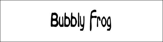 bubbly-frog