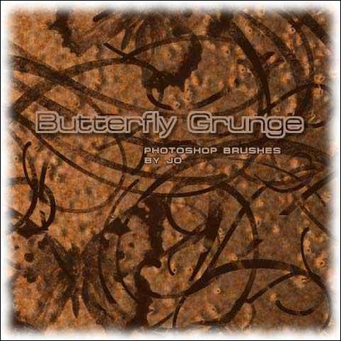 butterfly-grunge-photoshop-brushes