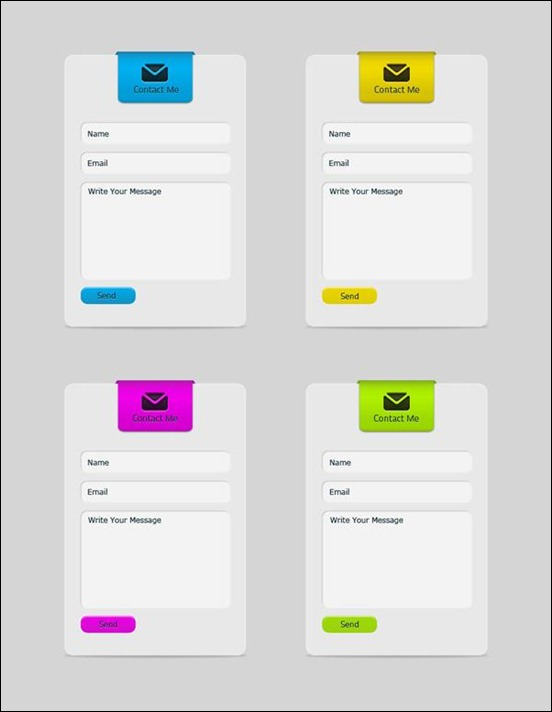 contact-form-psd