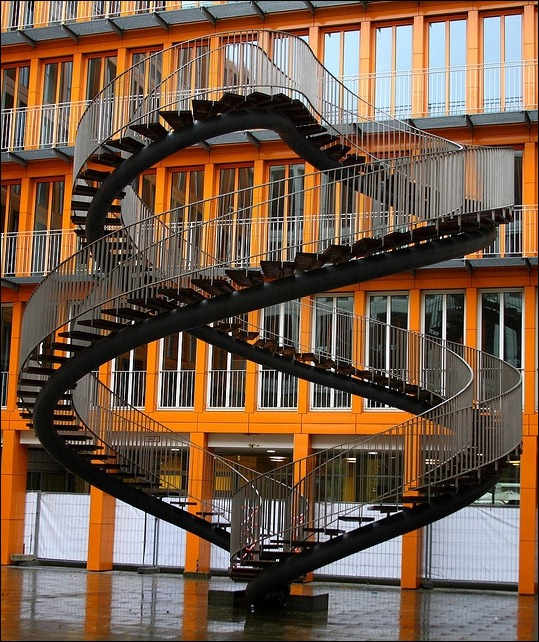 Creative Staircase Design Ideas: 15 Cool And Creative Staircase Designs