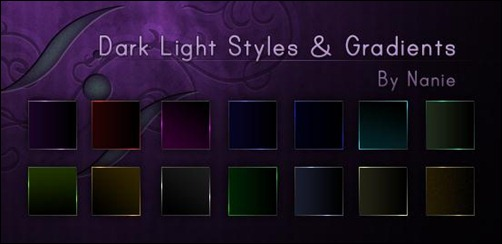 dak-light-syles-and-gradients