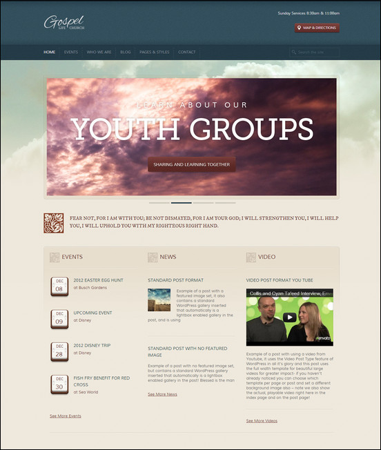 gospel-premium-responsive-wordpress-theme