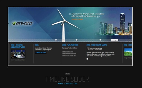 jquery-timeline-slider