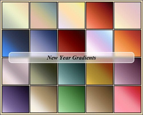 new-year-gradients