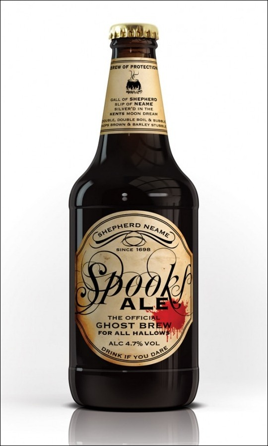 spooks-ale