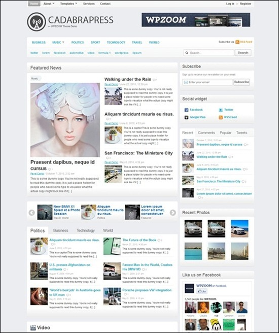 cadabrapress-magazine-wordpress-theme