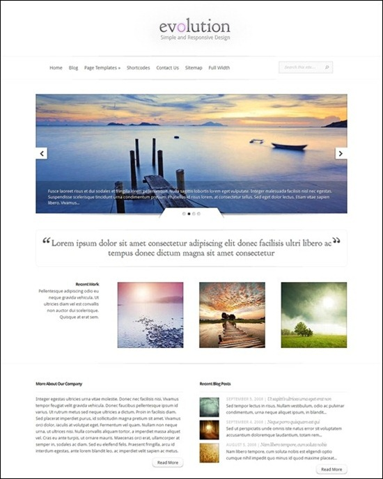 evolution-magazine-style-theme