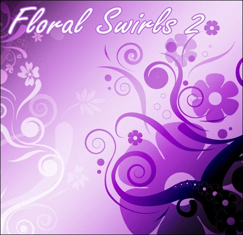 floral-swirls