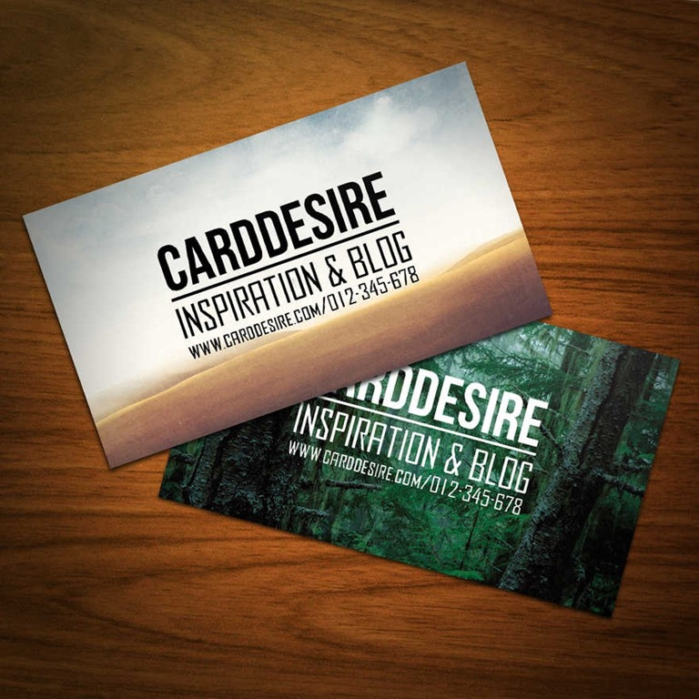 50 Attractive Business Card PSD Templates - Creative CanCreative Can