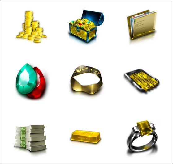 jewelry-professional-icons
