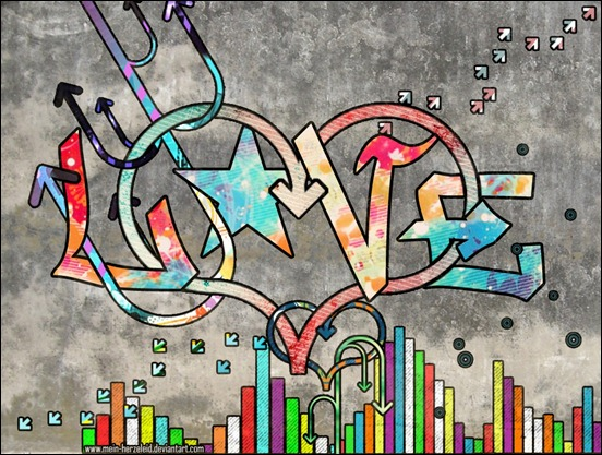 love-graffiti