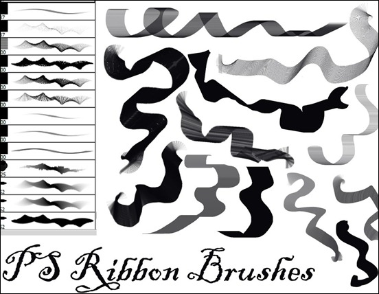 ps-ribbon-brushes