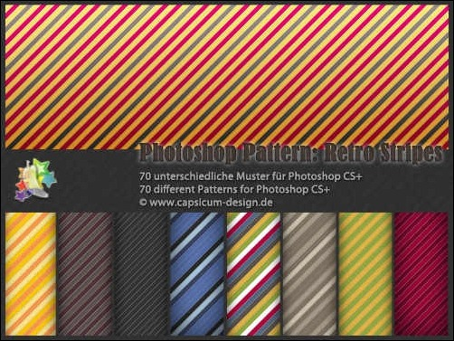 retro-stripe-patterns