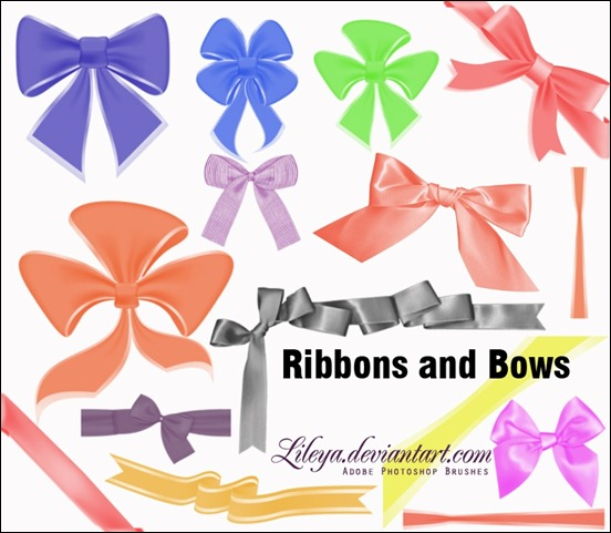 ribbons-and-bows