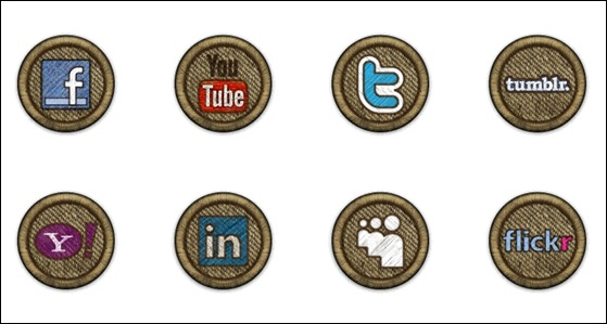 social-media-icon-badges
