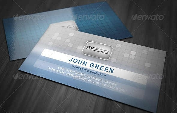 50 attractive business card psd templates creative cancreative can technology style business card flashek