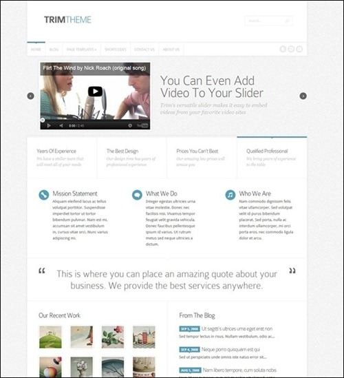 trim-simple-minimal-responsive-wordpress-theme
