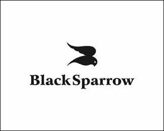 black-sparrow