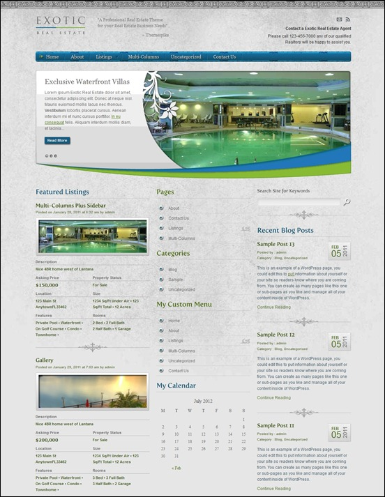 exotic-real-estate-wordpress-theme