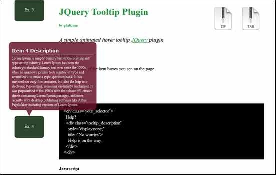 jquery-tooltip-plugin
