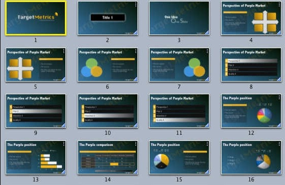30 amazing keynote templates for your presentations - creative, Powerpoint templates