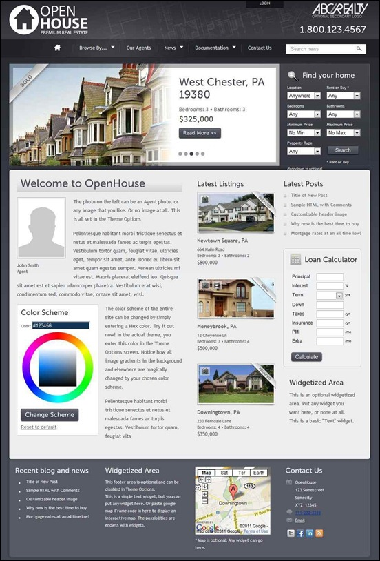openhouse-real-estate-wordpress-theme