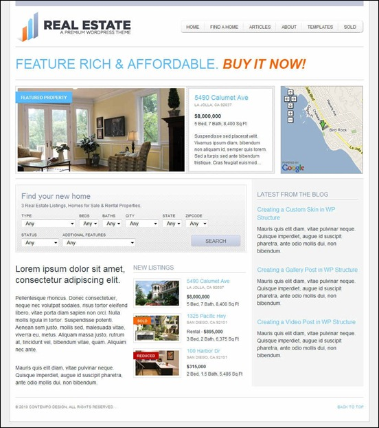 real-estate-premium-wordpress-theme