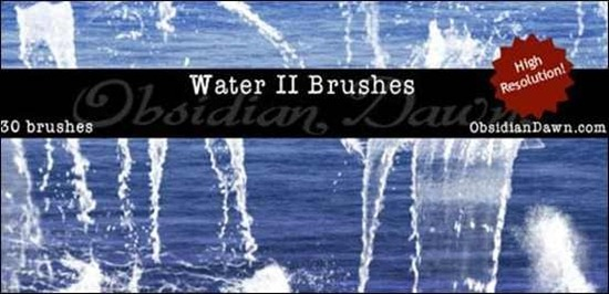 water-II-photoshop-brushes