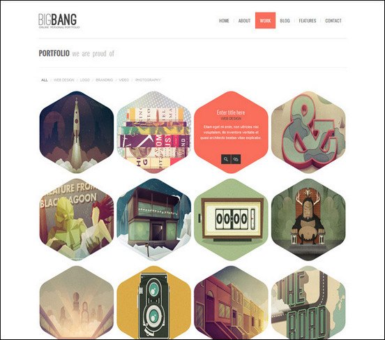 40 Great WordPress Themes With Grid Layouts