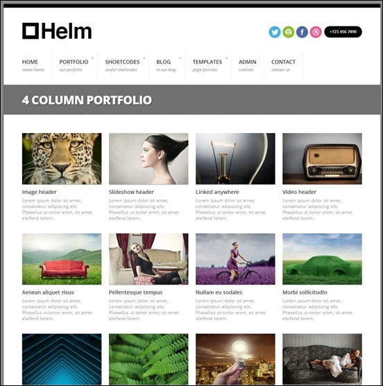 Helm Portfolio
