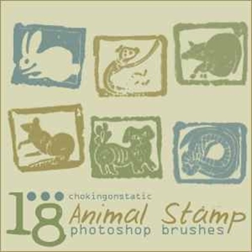 animal-stamp-brushes