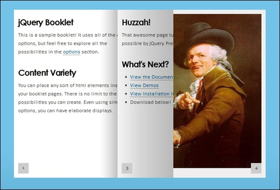 booklet-jquery