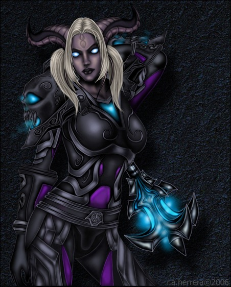 draenei-warrior