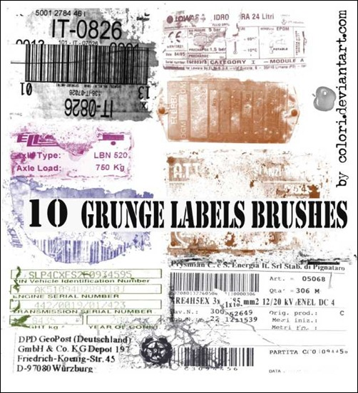 grunge-label-brushes