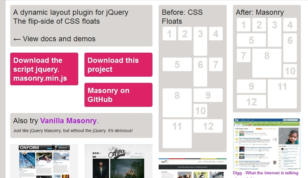 25 Awesome jQuery Plugins for Responsive Layout - Creative