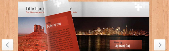 10 Awesome Page-Flip jQuery Plugins - Creative CanCreative Can