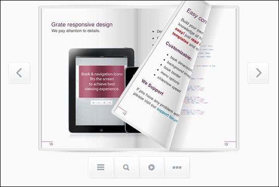 responsive-flip-book
