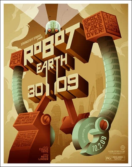 robot-earth